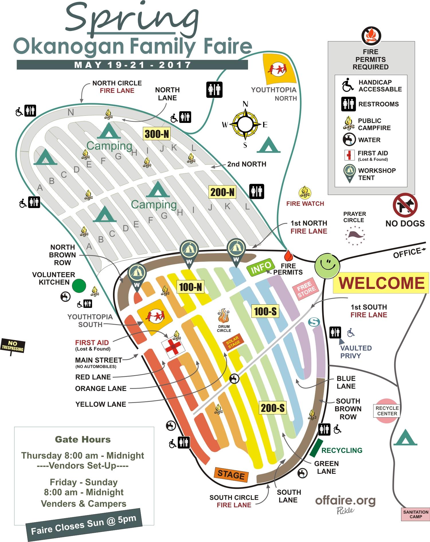 Tonasket Fire Map.Off Map
